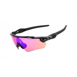 oakley baseball sunglasses discount  oakley radar ev path black frame blue lens shield sunglasses